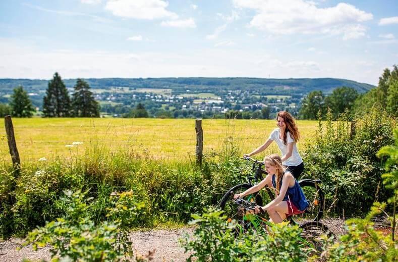 Eindeloos wandelen of fietsen in de Ardennen | 5 dagen