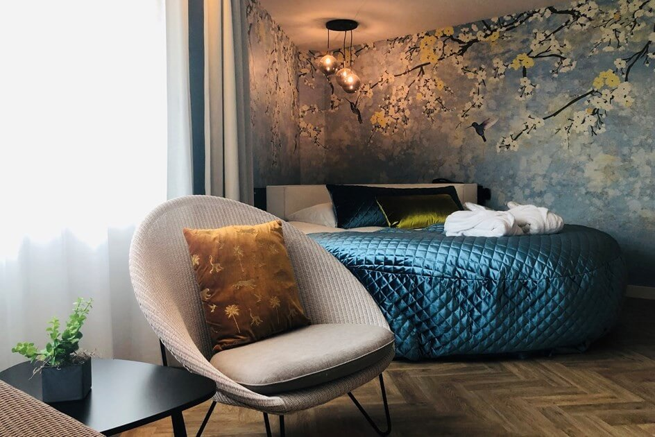 Ruime en luxe Maastricht Suite inclusief privé jacuzzi