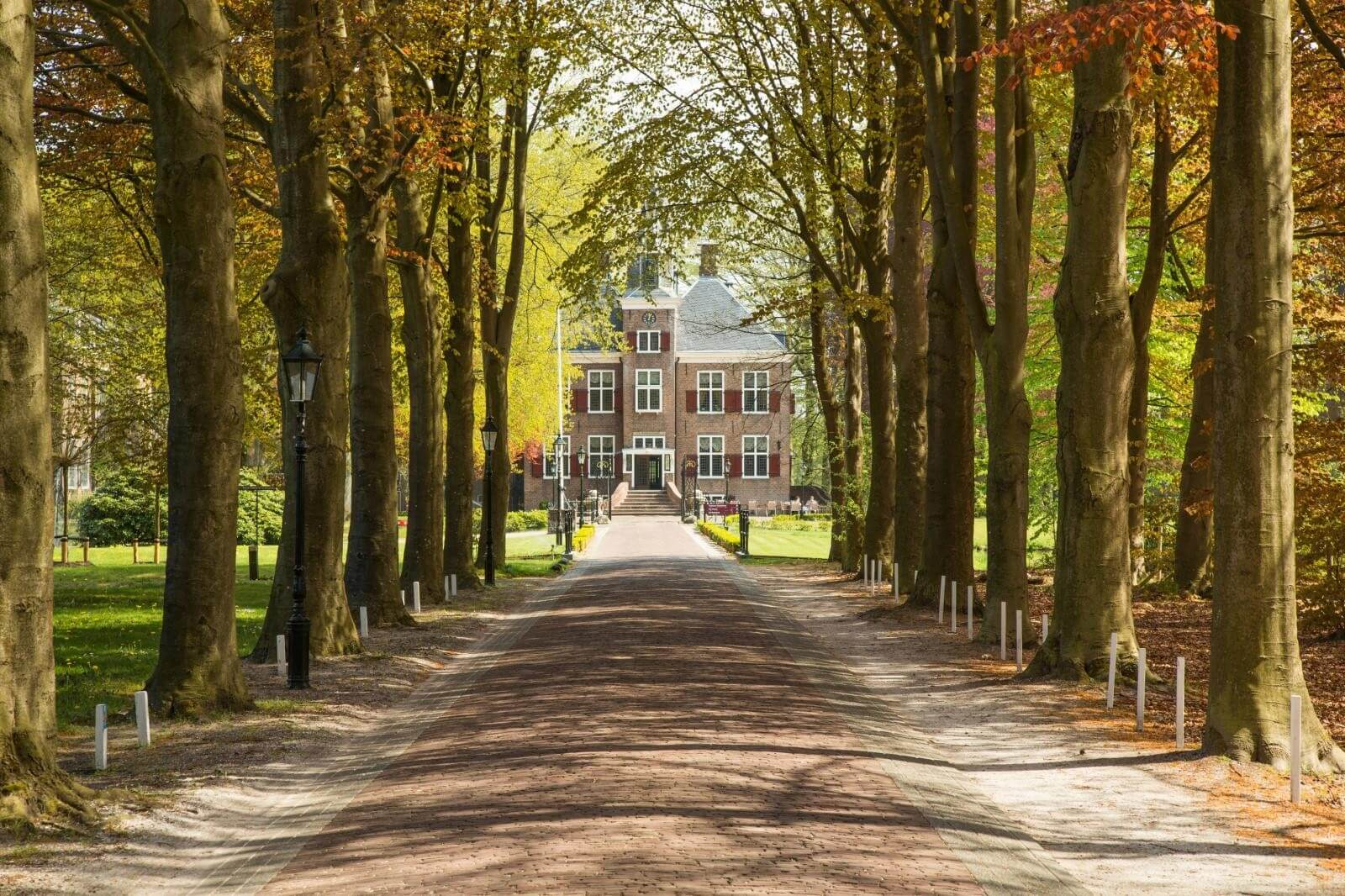 2 dagen incl. ontbijt en 3-gangen diner in kasteelhotel op de Veluwe
